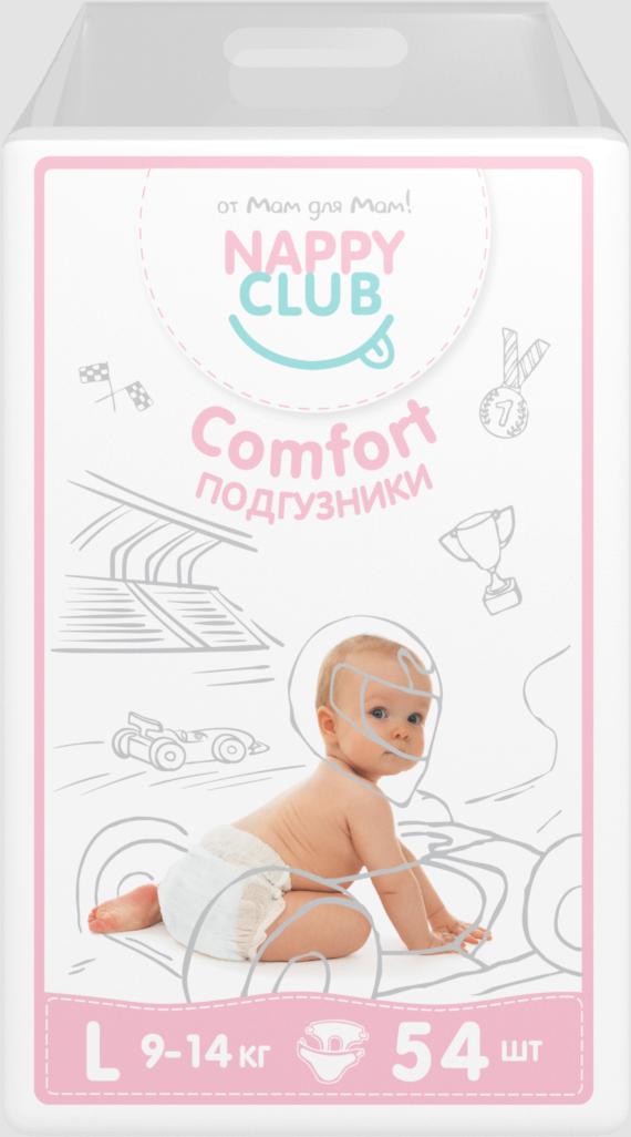 Картинка - Подарок Подгузники COMFORT