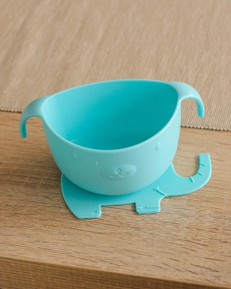 Картинка - Антискользящий коврик для детской посуды