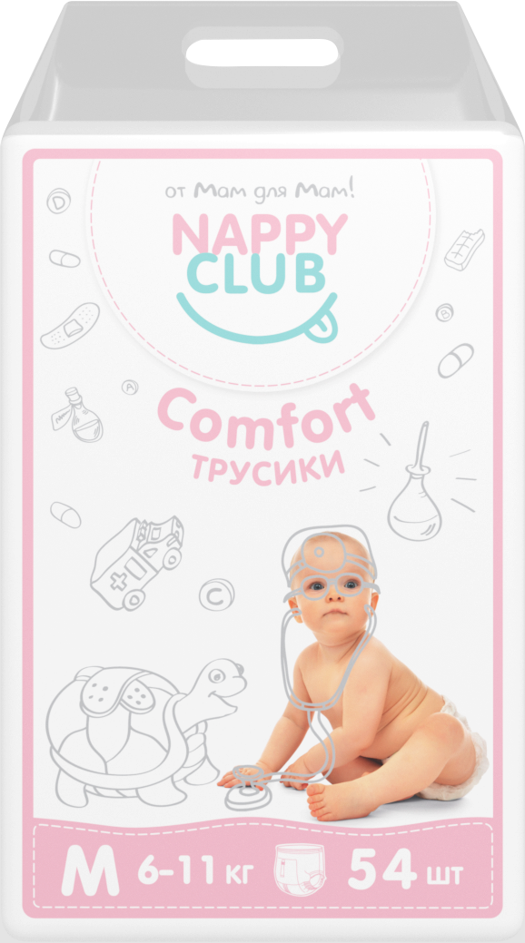 Подарок Трусики Comfort фото